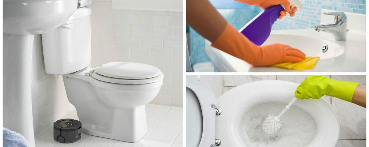 Limpiar el ba o de casa productos de limpieza for Productos para el bano